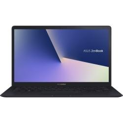 "Asus ZenBook S UX391FA-XH74T 13.3"" Touchscreen Notebook - 3840 x 2160 - Core i7 i7-8565U 1.80 GHz Quad-core (4 Core) - 16 GB RAM - 512 GB SSD - Deep Dive Blue - Windows 10 Pro - Intel HD Graphics - IEEE 802.11ac Wireless LAN Standard"