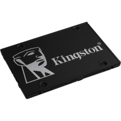 """Kingston KC600 2 TB Solid State Drive - 2.5"""" Internal - SATA (SATA/600) - 3.5"""" Carrier - Desktop PC, Notebook Device Supported - 1200 TB TBW - 550 MB/s Maximum Read Transfer Rate - 256-bit Encryption Standard - 5 Year Warranty"""