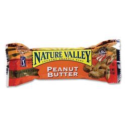 Nature Valley® Granola Bars, Peanut Butter, 1.5 Oz, Box of 18