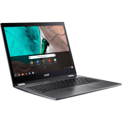 "Acer Chromebook Spin 13 CP713-1WN-385L 13.5"" Touchscreen 2 in 1 Chromebook - 2256 x 1504 - Core i3 i3-8130U - 8 GB RAM - 64 GB Flash Memory - Gray - Chrome OS - Intel UHD Graphics 620"
