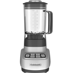 Cuisinart VELOCITY Ultra 7.5 1-HP Blender - 650 W - 1.75 quart - 1 Speed Setting(s) - 7 Cup - Tritan - Brushed Silver