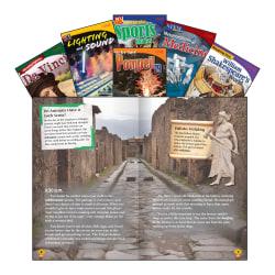 Teacher Created Materials TIME Informational Texts, Set 1, Grade 7, Set Of 6