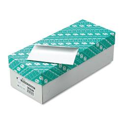 "Quality Park Classic #5-1/2 Invitation Envelopes - #5-1/2 - 4 3/8"" Width x 5 3/4"" Length - Flap - 500 / Box - White"