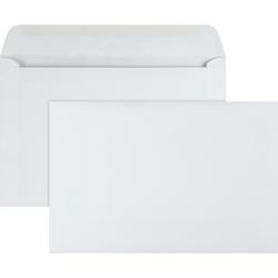 """Quality Park™ Booklet Envelopes, 6"""" x 9"""", White, Box Of 100"""