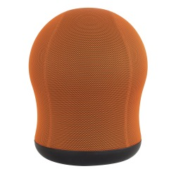 Safco® Zenergy™ Swivel Ball Chair, Orange