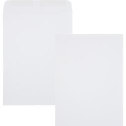 "Quality Park Catalog Envelopes - Catalog - 9"" Width x 12"" Length - Gummed Flap - 250 / Box - Gray"