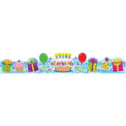 Carson-Dellosa Crown, Birthday