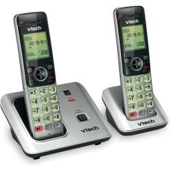 Vtech 2-Handset Cordless CID