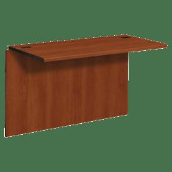 HON® 10700 Series Laminate Bridge For U-Shaped Workstation, Cognac