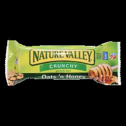 Nature Valley Granola Bars, Oat's 'N Honey, 1.5 Oz, Box Of 18