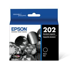 Epson® T202120-S Black Ink Cartridge