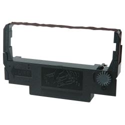 Porelon BR506 Black/Red Replacement Nylon Cash Register Ribbons, Pack Of 6