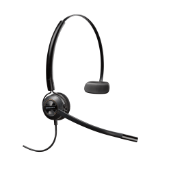 Plantronics® EncorePro HW540 Convertible Headset, Gray