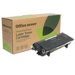 Office Depot® Brand OD540 Remanufactured Black Toner Cartridge Replacement For Brother® TN-540