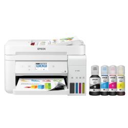 Epson® EcoTank® ET-4760 SuperTank® Wireless Color Inkjet All-In-One Printer