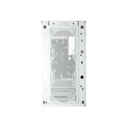 CORSAIR 4000D AIRFLOW - Tower - ATX - no power supply (ATX) - white - USB/Audio