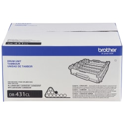 Brother® DR431CL Color Drum Unit