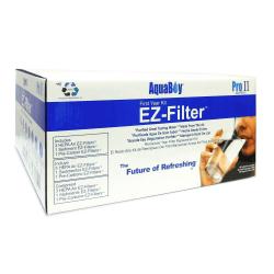 AquaBoy® Pro II EZ-Filter™ First-Year Kit