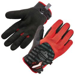 Ergodyne ProFlex 812CR6 Cut-Resistant Utility Gloves, Large, Black