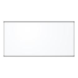 """U Brands PINIT Magentic Dry-Erase Board, 48"""" x 96"""", Silver Aluminum Frame"""