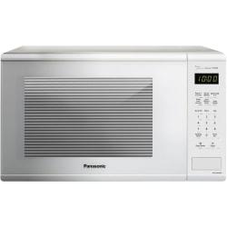 Panasonic® 1.3 Cu Ft Countertop Microwave, White