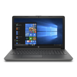 "HP 15-da0020nr Laptop, 15.6"" Screen, 7th Gen Intel® Core™ i3, 4GB Memory, 1TB Hard Drive, Windows® 10 Home"