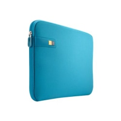 "Case Logic LAPS-113 Sleeve Carrying Case for 13.3"" MacBook Laptop Computer, Blue"