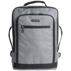 Kenneth Cole Reaction R-Tech Checkpoint-Friendly Slim Laptop Backpack, Charcoal