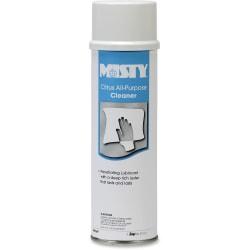 MISTY Citrus All-Purpose Cleaner - Foam Spray - 19 fl oz (0.6 quart) - Citrus Scent - 1 Each - White