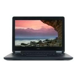 """Dell Latitude E5270 Ultrabook Laptop, 12.5"""" Screen, Intel® Core™ i5, 8GB Memory, 256GB Solid State Drive, Windows 10 Pro"""