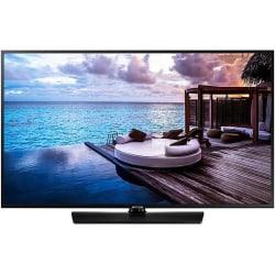 "Samsung NJ678U HG55NJ678UF 55"" LED-LCD TV - 4K UHDTV - Charcoal Black - Direct LED Backlight - Dolby Digital Plus"