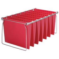 Office Depot® Brand Hanging File Folder Frames, Letter Size, Pack Of 6 Folder Frames