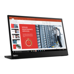 "Lenovo™ ThinkVision M14 14"" FHD IPS USB-C Portable Monitor, 6JZ113"