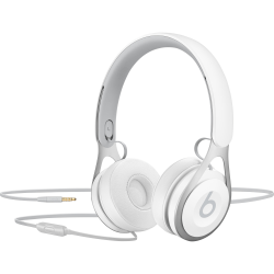Beats by Dr. Dre EP On-Ear Headphones, White