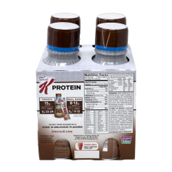 Special K Chocolate Protein Shakes, 10 Oz, Pack Of 12 Bottles