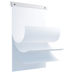 MasterVision® Flip Chart Hanger For Tile Boards And Pads, White