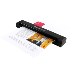 IRIS Iriscan Express 4-Usb Portable Scanner That Scans Anything - 8 ppm (Mono) - 8 ppm (Color) - USB