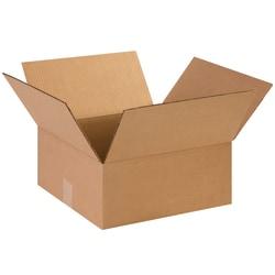 "Office Depot® Brand Corrugated Cartons, 14"" x 14"" x 6"", Kraft, Pack Of 25"