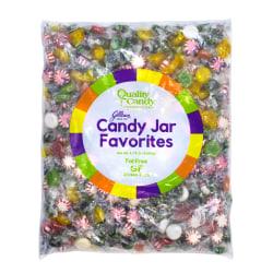 Quality Candy Jar Assortment, 5 Lb