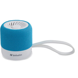 Verbatim Wireless Mini Bluetooth Speaker - Speaker - for portable use - Bluetooth - 3 Watt - teal