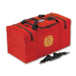 "Ergodyne Arsenal 5060 Step-In Combo Gear Bag, 15""H x 15""W x 29""D, Red"