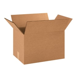 """Office Depot® Brand Double-Wall Heavy-Duty Corrugated Cartons, 18"""" x 12"""" x 12"""", Pack Of 15"""