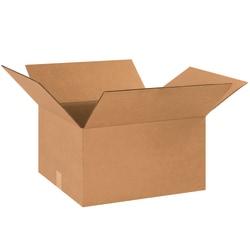 "Office Depot® Brand Corrugated Cartons, 18"" x 16"" x 10"", Kraft, Pack Of 20"