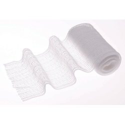 "Medline Non-Sterile Sof-Form Conforming Bandages, 6"" x 80"", 6 Per Box, Case Of 8 Boxes"