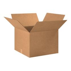 "Office Depot® Brand Corrugated Cartons, 20"" x 20"" x 14"", Kraft, Pack Of 15"