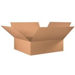 "Office Depot® Brand Corrugated Cartons, 36"" x 36"" x 12"", Kraft, Pack Of 10"