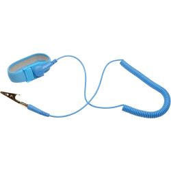 "Tripp Lite ESD Anti-Static Wrist Strap Band with Grounding Wire - 72"" Length"""