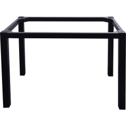 "Lorell Adjustable Desk Riser Floor Stand - 29"" Height x 36"" Width x 22.8"" Depth - Floor - Steel - Black"
