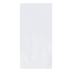"""Office Depot® Brand 1.5-Mil Flat Poly Bags, 7"""" x 10"""", Case Of 1,000"""