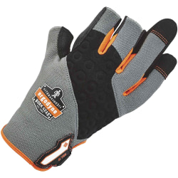 3M™ 720 Heavy-Duty Framing Gloves, Large, Gray